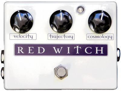 Red Witch MP001 Moon Phaser Deluxe, Phaser und Tremolo
