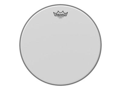 "Remo Ambassador 10"" coated white, TomFell"