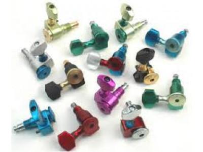 Sperzel Trim-Lock Bass, B-TL color/combi, 2l/2r, Mechaniken, 2-color combination