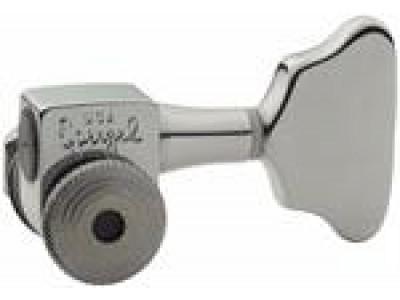 Sperzel Trim-Lock Bass, B-TL CHP 4L, Mechaniken, chrome high polish