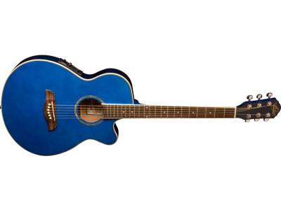 Oscar Schmidt OG8CEBL Blue