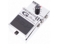 "ISP Decimator II G-string Noise Reduction Pedal mit ""Einschleifweg"""
