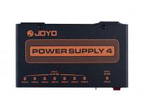 Joyo Technology JP04 Netzteil/Multi Power Supply, 7x9V + 1x12V oder 1x18V/DC isolated!
