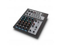 LD-Systems LDVIBZ6D, 6 Kanal Mixer mit Multieffekt und Phantompower