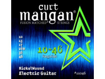 curt mangan 10-46 Nickel Wound Guitar