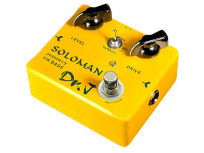 Dr J D52 Soloman Bass Overdrive