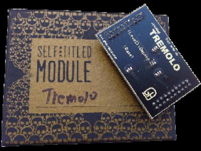 Greenhouse Self Titled TREMOLO Module