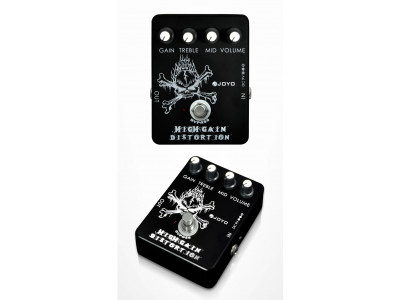 Joyo Technology JF04 High Gain Distortion