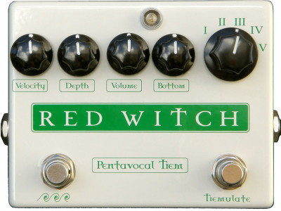 Red Witch PT001 Pentavocal Tremolo