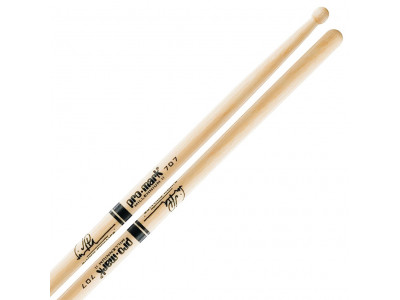 Promark Drumsticks/Schlagzeugstöcke TX707W Simon Phillips Custom Mod., Sign. Series