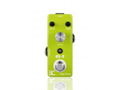 Eno TC17, Eighty Screamer ES9 Overdrive, T-Cube Series, Mini-Size Effektpedal