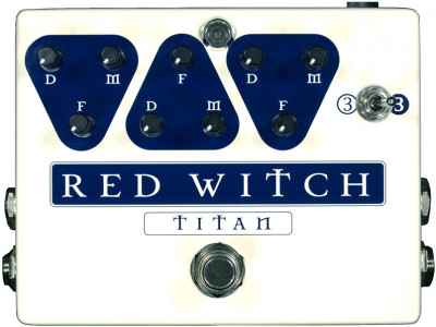 Red Witch TD001 Titan Delay