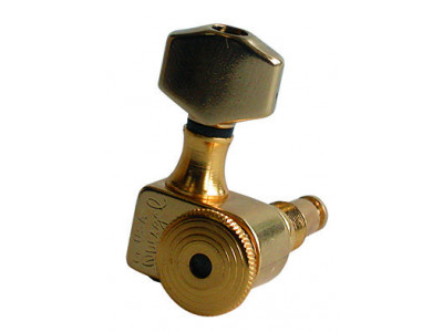 Sperzel Trim-Lock TL-GHP, 6L Mechaniken, gold high polish (gold plated)