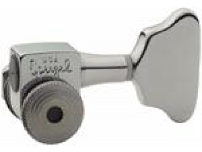 Sperzel Trim-Lock Bass, B-TL CHP 2l/2r, Mechaniken, chrom high polish