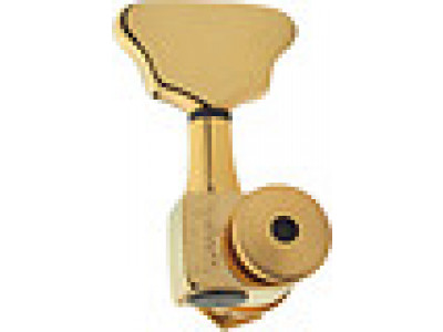 Sperzel Trim-Lock Bass, B-TL GHP 4L, Mechaniken, gold high polish
