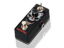 Eno Inferno, Metal Distortion, Xtreme Series, Mini-Size Effektpedal