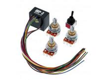 Aguilar OBP3TK, 3-band EQ Onboard Electronic, inkl. 3-Potis und Schalter