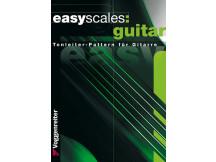Voggenreiter easyscales: Tonleiter-Pattern für Gitarre, von Jeromy Bessler und Norbert Opgenoorth