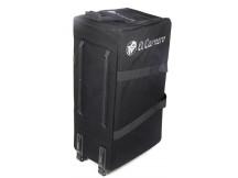 ElCarnero Pico Black, Profibag/-case für Verstärker, mit Rollen, Innenmaße: BxHxT: 75x37x29cm