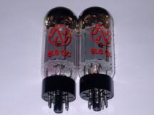 JJ 6L6GC Duett, Standard matching (T.A.D.) - JJ Electronic