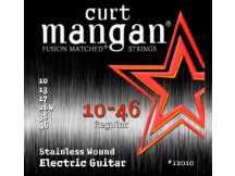 curt mangan 10-46 Stainless Steel Set Guitar