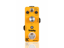 Eno TC12, Trinity Distortion, T-Cube Series, Mini-Size Effektpedal