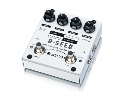 Joyo Technology JF40 D-seed Dual Delay