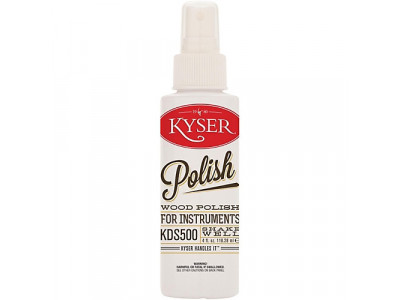 Kyser Dr. Stringfellow Guitar Polish, 120ml Sprühflasche - Gitarrenpolitur