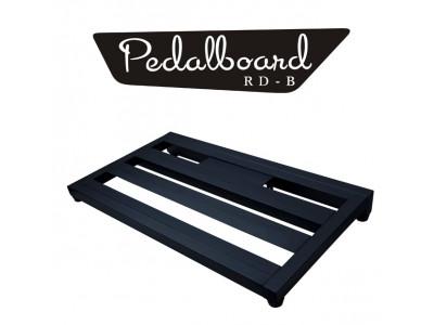 Joyo Technology RDB Effektboard (Pedalboard) B=56,0 / T=31,5 / H=vorne 3,7 hinten 6,3 cm, inkl. Klettband