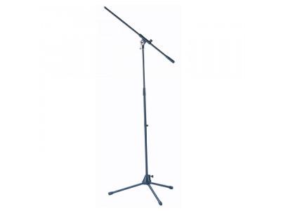 Adam Hall S5B Mikrofonständer mit Galgen, black