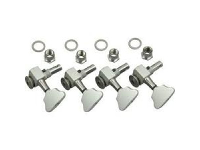 Sperzel Trim-Lock Bass, B-TL SC 2l/2r, Mechaniken, satin chrom