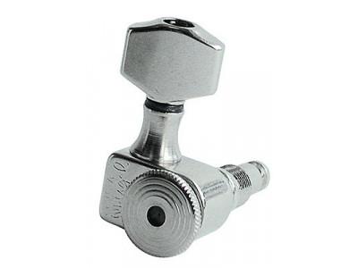 Sperzel Trim-Lock TL-CHP 6L Mechaniken, chrom highpolish