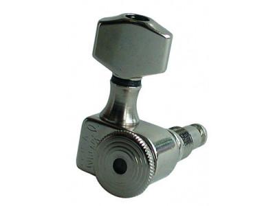 Sperzel Trim-Lock TL-Ni, 6L Mechaniken, nickel