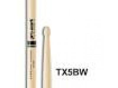 Promark Drumsticks/Schlagzeugstöcke TX5BW Wood Tip
