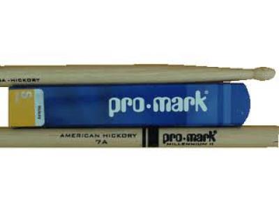 Promark Drumsticks/Schlagzeugstöcke TX7AW American Hickory Sticks