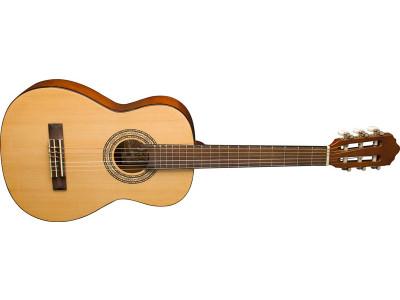 Oscar Schmidt OCHSNT 1/2 size Classic Guitar Natural